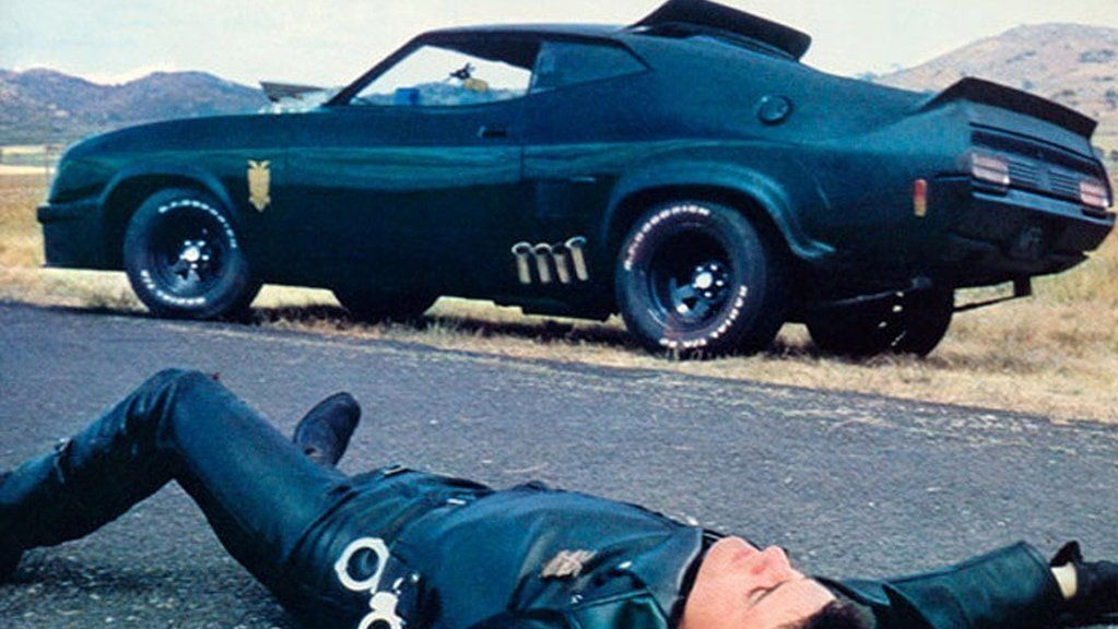 Interceptor, the car from Mad Max movie